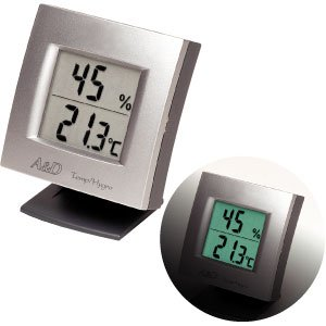 A&D  デジタル温湿度計 AD-5649|laplace