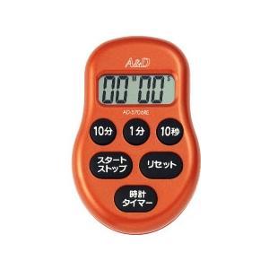 A&D デジタルタイマー (100分計) AD-5706RE|laplace