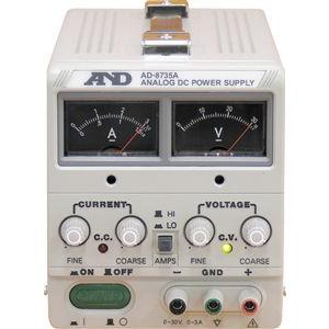 A&D 直流安定化電源 AD-8735A|laplace