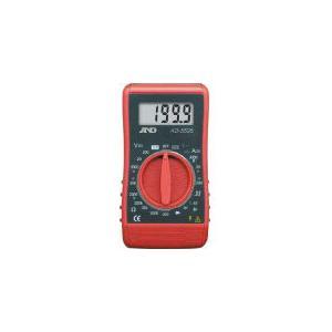 A&D デジタルマルチメーター AD5526 laplace