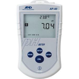 A&D デスクトップ型pH計 AP-40|laplace