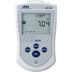 A&D デスクトップ型pH計 AP-40NS|laplace