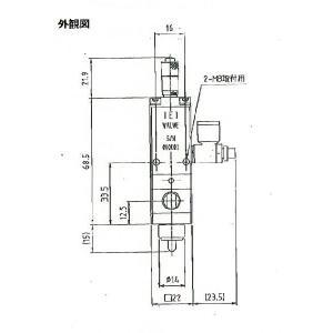 岩下エンジニアリング バルブ AV503|laplace