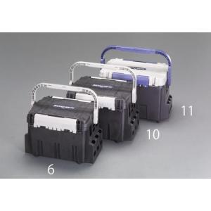 475x335x320mm 工具箱(中皿付) EA505MD-10|laplace