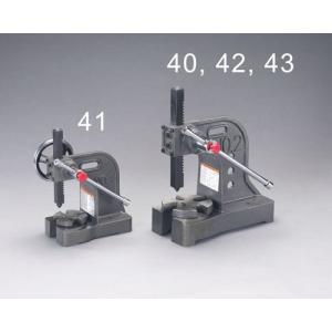 1000kg アーバープレス(ハンドホイール付) EA525X-41|laplace