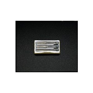 エスコ M3x0.5ハンドタップ3本組(HSS) EA829EG-3