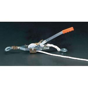 0.68ton/15m ローププーラー|laplace