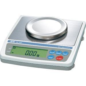 A&D パーソナル電子天秤(秤量:12000g) EK-12Ki|laplace