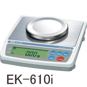 A&D 電子天秤 EK-610i|laplace