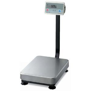 A&D デジタル台はかり(秤量:150kg) FG-150KAL|laplace