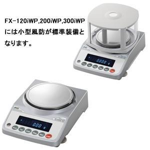 A&D 汎用電子天秤(秤量:1220g) FX-1200iWP|laplace