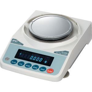 A&D 汎用電子天秤(秤量:2200g) FX-2000i|laplace