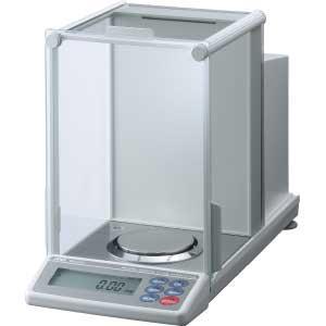 A&D 分析用電子天秤(秤量:120g) GH-120|laplace