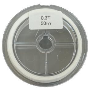 ハミロン ポリエステル コード 50m巻 0.3T|laplace