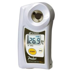 アタゴ ポケット糖度計・濃度計 PAL-J|laplace