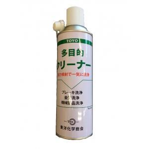 東洋化学商会 TOYO 多目的クリーナー 24本入 TAC205|laplace