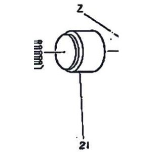 日東工器 JEX-24用スロットルアンビル TP02243|laplace