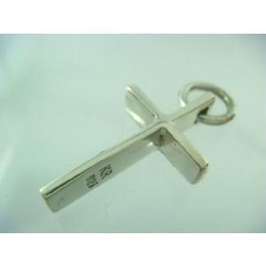 シルバー925 クロス 十字架 silver925 シルバーアクセサリー ペンダントヘッド ペンダントトップ メンズ|laplateriashu