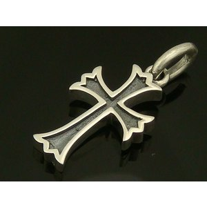 シルバー925 クロスのペンダントヘッド 十字架 silver925 シルバーアクセサリー ペンダントヘッド ペンダントトップ メンズ|laplateriashu
