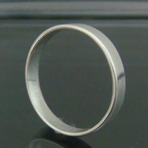 シンプルタイプ シルバーリング1 シンプル 指輪|laplateriashu