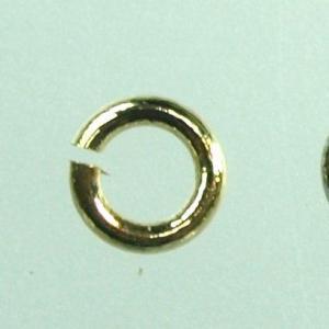 丸環 3mm x 0.6mm まるかん マルカン  5グラム(約300個)|laplateriashu