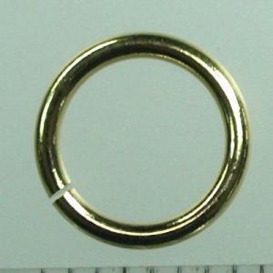 丸環 8mm x 1.0mm 5グラム(約30個入り)|laplateriashu