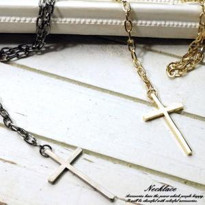ロザリオネックレス 十字架 クロス メンズネックレス|laplateriashu
