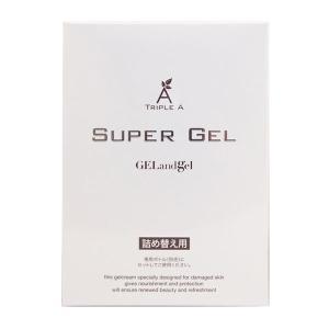 ゲルアンドゲル トリプルA  スーパーゲル(詰め替え用)500g|lapurela