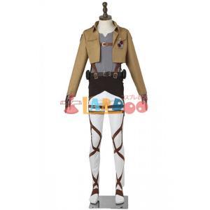 進撃の巨人 駐屯兵団 薔薇 コスプレ衣装 lardoo-store