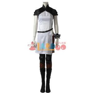 NieR:Automata ニーア オートマタ デボル コスプレ衣装+ブーツ 激安 アニメ コスチューム 仮装 cosplay|lardoo-store