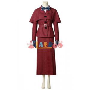 メリー・ポピンズ    Mary Poppins  コスプレ衣装 コスチューム コスプレ 仮装 cosplay ハロウィン|lardoo-store