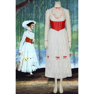 Mary Poppins メリー・ポピンズ コスプレ衣装 コスチューム cosplay 仮装|lardoo-store