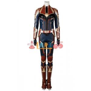 キャプテン・マーベル キャロル・ダンバース Captain Marvel Carol Danvers コスプレ衣装 コスチューム コスプレ 仮装 cosplay|lardoo-store