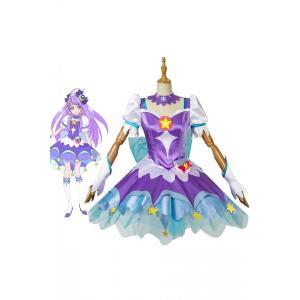 スター☆トゥインクル プリキュア キュアセレーネ 香久矢まどか コスプレ衣装 cosplay アニメ コスチューム 仮装|lardoo-store