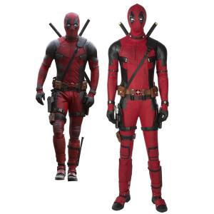 Deadpool 1 デッドプール1 デッドプール Deadpool ウェイド・ウィルソン Wade Wilsonコスプレ衣装 コスチューム cosplay 仮装|lardoo-store