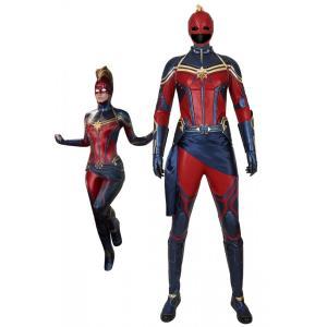 アベンジャーズ/エンドゲーム キャプテンマーベル キャロル・ダンバース Avengers Marve Carol Danvers コスプレ衣装 cosplay コスチューム 仮装|lardoo-store