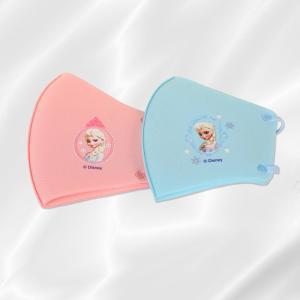 子供用☆マスク 夏マスク アナと雪の女王 エルサ アナ 冷感マスク Face Mask 2点セット 洗える 子供用/大人用 コスプレマスク コスプレグッズ cosplaygoods
