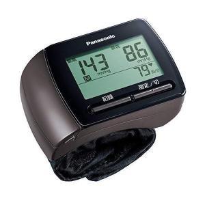 パナソニック EW-BW15-T ブラウン 血圧計 手くび式血圧計 Panasonicの画像