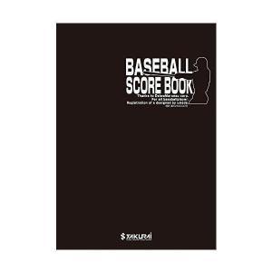 サクライ貿易(SAKURAI) 野球 スコアブック 40試合分  Promark(プロマーク)  1...