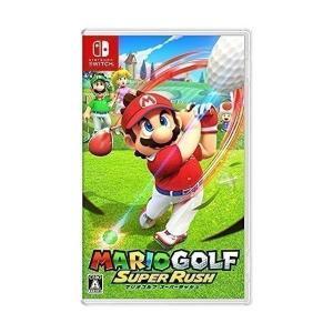 マリオゴルフ スーパーラッシュ Nintendo Switch 任天堂 (6月25日発売) largo1991