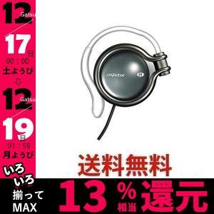 JVC HP-AL102-B オニキスブラック オープン型オンイヤーヘッドホン 耳掛け式|largo1991