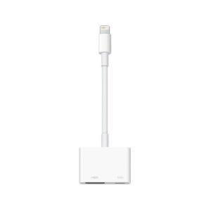 Apple MD826AM/A (MD826ZM/A後継 )Lightning - Digital ...