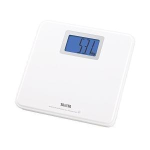 タニタ HD-662-WH デジタルヘルスメーター ホワイト TANITA  