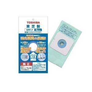 TOSHIBA VPF-7 東芝 VPF7 高性能 トリプルパックフィルター 掃除機用 紙パック 純...
