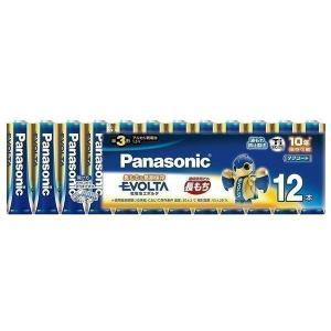 Panasonic LR6EJ/12SW パナソニック LR6EJ12SW EVOLTA エボルタ ...