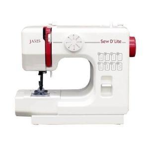 ジャノメ JA525 コンパクト電動ミシン sew D`Lite JANOME |||largo1991