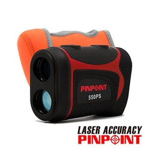 PINPOINT550PS カバーC01セット ゴルフレーザー距離計(専用ケース・ストラップ付)直線距離専用 レーザーアキュラシー ピンポイント|laseraccuracy