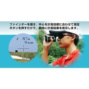 特価 ゴルフレーザー距離計 レーザーアキュラシー PINPOINT660 (専用ケース・ストラップ付)|laseraccuracy|05