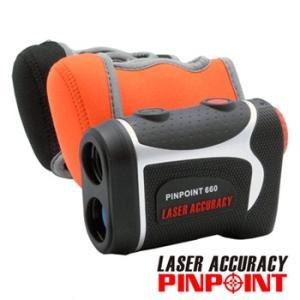 【最終特価】PINPOINT660 カバーC01 2色セット ゴルフレーザー距離計(専用ケース・ストラップ付)高低差対応・防水仕様 レーザーアキュラシー ピンポイント|laseraccuracy