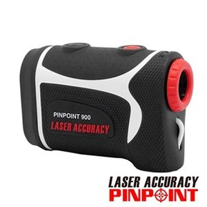 【ポイント最大20倍】PINPOINT900 ゴルフレーザー距離計(専用ケース・ストラップ付)高低差対応・防水 レーザーアキュラシー ピンポイント|laseraccuracy
